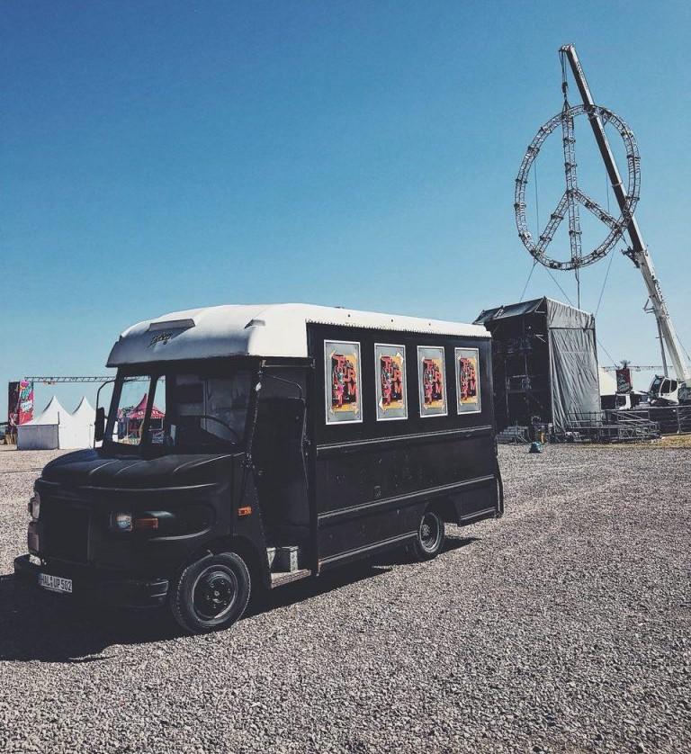 UPS Truck Turm Studio SSP