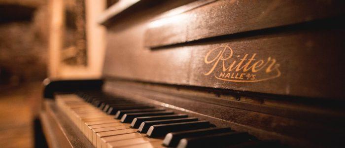 Turm Klavier